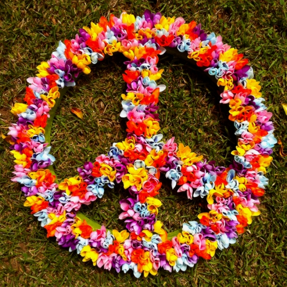 peace love fleur